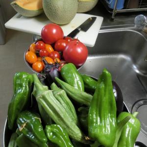自家用野菜