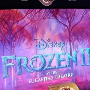 Frozen 2@El Capitan