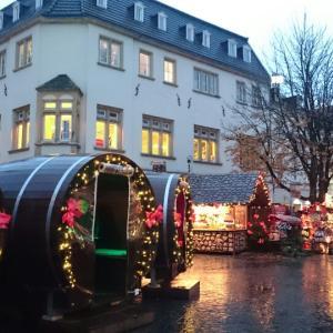 クリスマスマーケットに行ってきました!