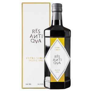Bottega Venettaファミリーの極上オリーブオイル:RES ANTIQVA