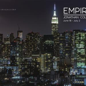 ジョナサン・コルトン写真展 EMPIRE(6月18日〜7月2日) NYチェルシーにて開催!