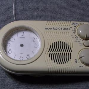 お気に入りの風呂ラジオ TWINBIRD RC-141