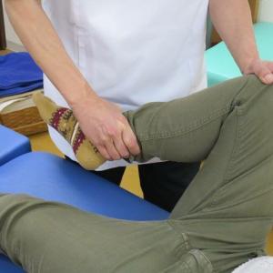 腓骨がポイント?足首の痛み