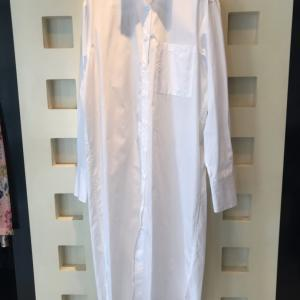 白♡シャツ♡ロング♡