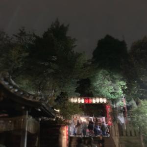 """【17日目-2】""""神戸市灘区 河内国魂神社 秋祭りは10/17.18"""""""