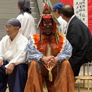 【76日目】12/14 みんぱく村に神楽がやってくる!伊勢大神楽実演とおはなし