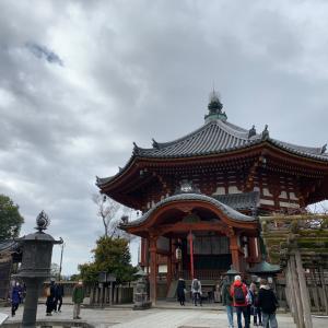 【23日目】春日大社参拝の前に興福寺南円堂へ