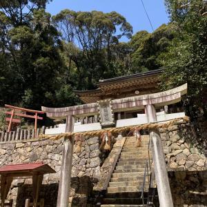 【58日目】3/21 兵庫三田 尼寺天満神社と山獲の十割蕎麦