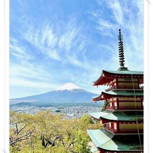 ふじさん・富士山♪