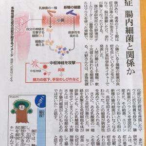 otamaちゃんから多発性硬化症情報
