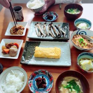 朝ごはんではありません。お昼ごはんです。