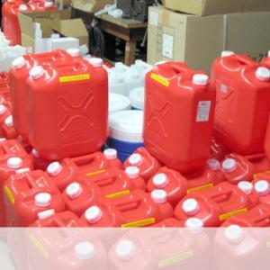 ウイルス除菌液を製造し無料配布 神奈川・大和市