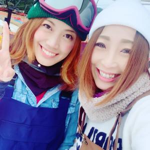 スノーボードが好きっ!5日は撮影!