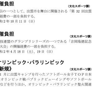 マラソン経済研究所 2020.7/26〜8/1のトピック 富士山マラソン・松江城マラソン・出雲駅伝中止 川内かえるマラソン開催へ 他
