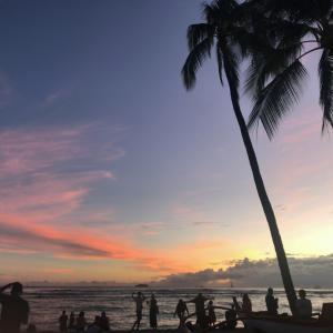 ハワイ記 続き。