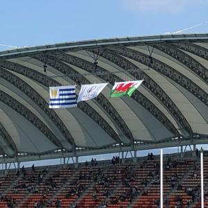 ラグビーワールドカップ観戦、5試合目