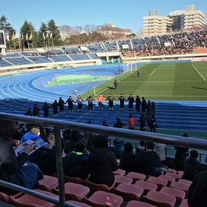 第98回全国高校サッカー選手権大会☆観戦