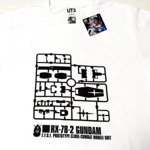 ユニクロ ガンプラ40周年アニバーサリー UT(半袖・レギュラーフィット)