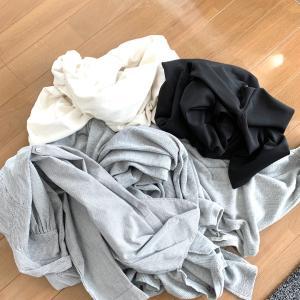 洋服の断捨離と梨