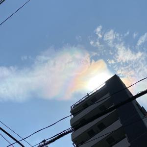 虹色の空と、ヒプノセラピストになったきっかけは声なのだ。