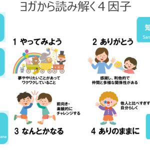 慶応義塾大学研究から判明した【幸せの4法則】&ヨガスートラ