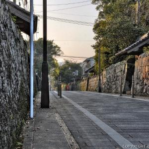 福江武家屋敷通り (長崎)