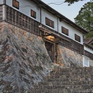 本山寺の古建築 (岡山)