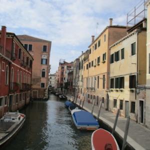 イタリア◇ヴェネチアの島々を訪ねる旅*本島編03