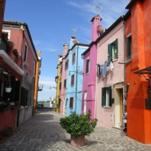 イタリア◇ヴェネチアの島々を訪ねる旅*ブラーノ島散策編05