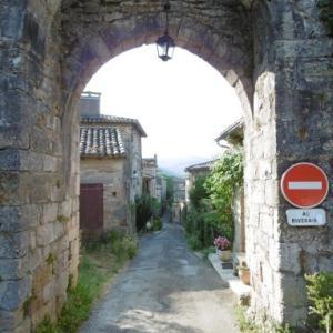 フランスの美しい村へ①ブルニケル②ピュイセルシ★仏南西部オクシタニー地方を巡る旅02