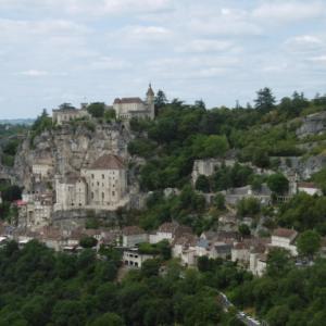 フランスの世界遺産巡礼地へ⑭ロカマドゥール⑮クキュニャン★仏南西部オクシタニー地方紀行08