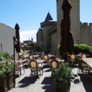 小説更新のお知らせ+Carcassonne