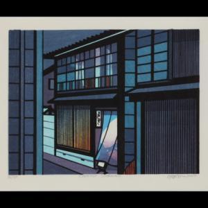 兼六園「春」〜「夏」版画