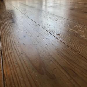 床の水拭きや、マステの貼り替えなどなど。
