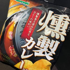【山芳製菓/ポテトチップス燻製カレー味】〜この夏の振り返り⑤〜
