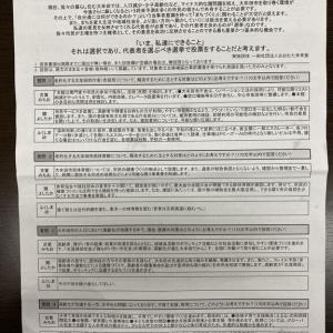 大牟田市市長選挙に関する公開質問状、観られました?