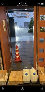 昨日からの大雨は、今まで経験した事無いものでした。