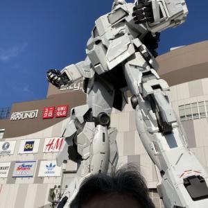 お台場より横浜か~