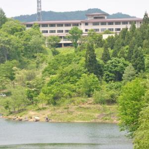 秋田いこいの村から三途川まで