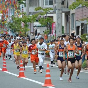 湯沢七夕健康マラソン