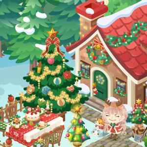 スノードームクリスマスイベ