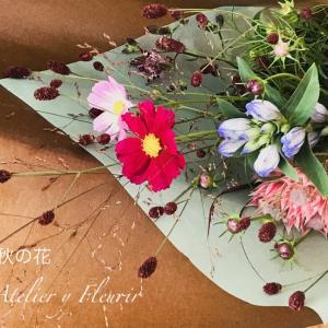 長月の花  おうちで愉しむフラワーセット