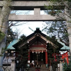 亀戸天粗神社