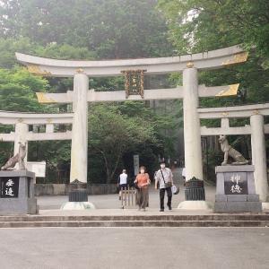 最強パワースポット・秩父の三峯神社へ行ってまいりました☆