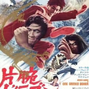 片腕ドラゴン(香港1971年) ブルース・リー亡き失われた5年(1974年~1979年)の中で、当時の少年たちに残酷インチキカンフー映画で脳髄を刺激したトラウマの金字塔映画