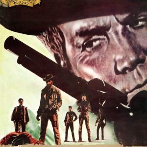 ミネソタ無頼(伊1964年) 1964年以降、本格的なマカロニウエスタンブームによってイタリアで約500本の映画が製作され、その記念すべき初期の作品でした。