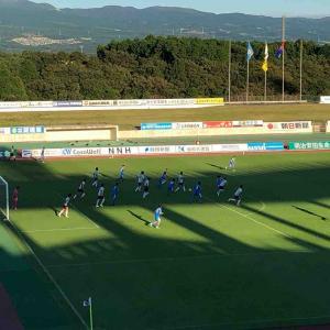 J3 第26節 アスルクラロ沼津vs FC東京U23 見に行ったよぉ