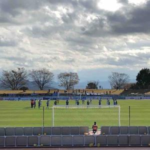 2020年 J3 第31節 アスルクラロ沼津vsガンバ大阪U23