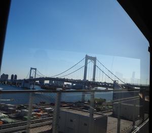 自家用車→名古屋(新幹線)→東京 ④