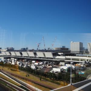 自家用車→名古屋(新幹線)→東京 ⑤